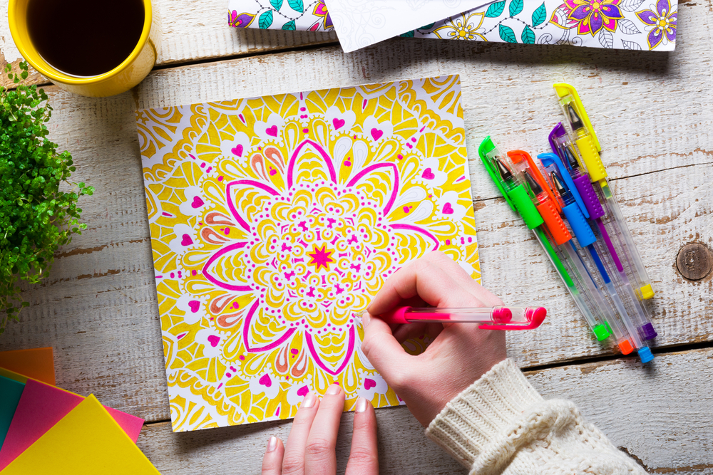 How To Create High-quality Adult Coloring Books - Vervante Blog